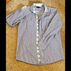 Men's Bogari Button Up